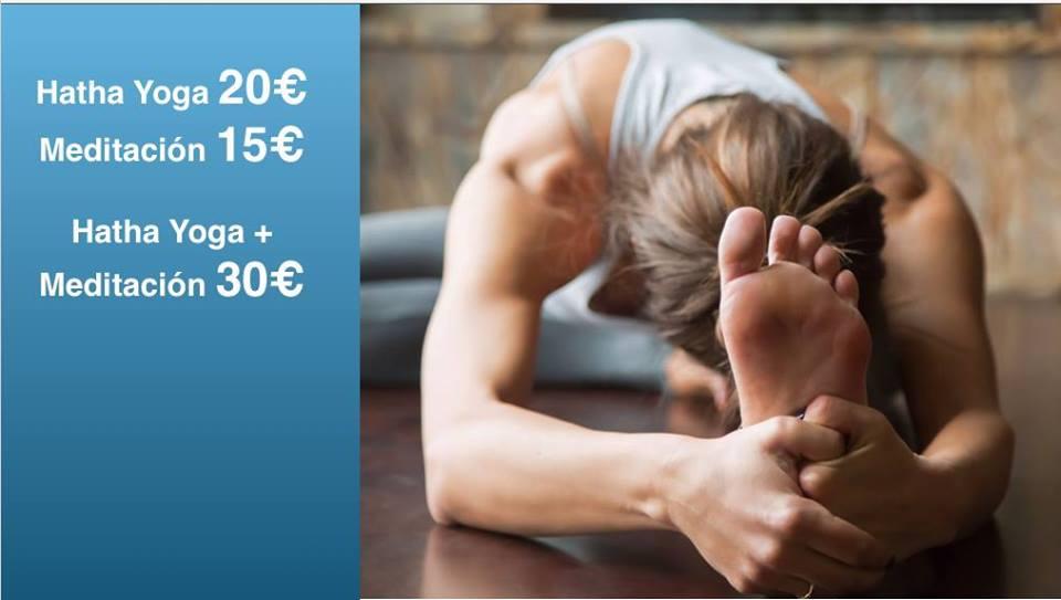 22 SEPT: Hatha Yoga+Meditación Trascendental en torno al sonido(Tanpura) y Yoga para Embarazadas en Samira