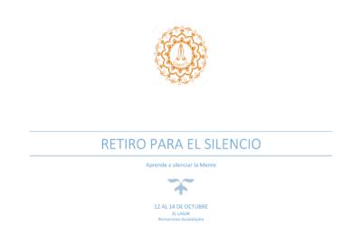 12 OCT 2019: «Retiro para el silencio» en Romanones