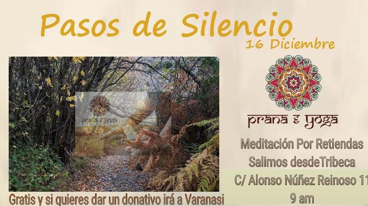 16 DIC: Pasos de Silencio