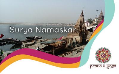 Surya Namaskar o Saludo al Sol