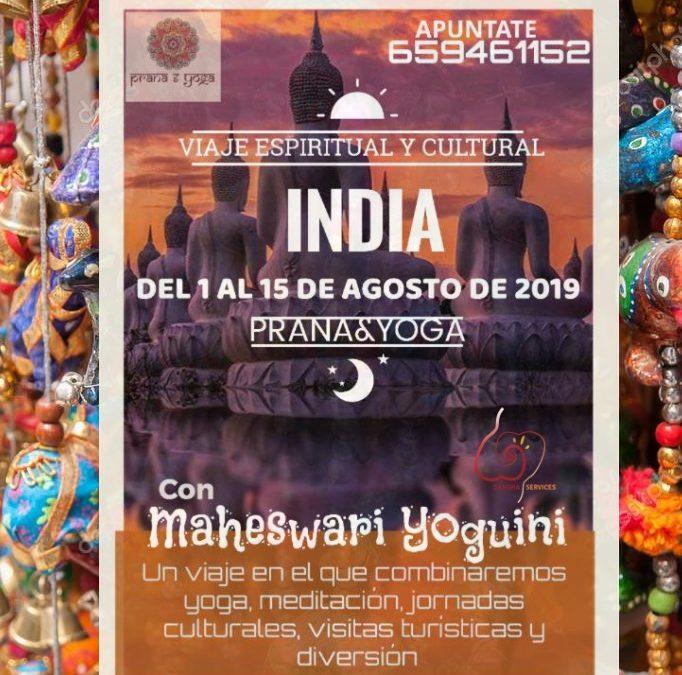 Del 1 al 15 de Agosto – Viaje Espiritual y Cultural a India