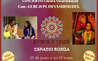 Ven a celebrar el día 23 de junio el Día Internacional de Yoga