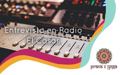 Escucha nuestra entrevista en Radio El Casar