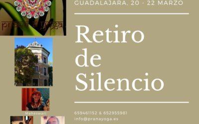 20-22 marzo, Retiro del Silencio en Guadalajara