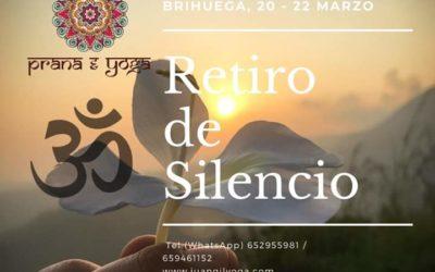 17 al 19 de Abril, Retiro del Silencio en Guadalajara