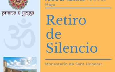 1, 2 & 3 de Mayo – Retiro de Silencio Palma de Mallorca – Ermita de San Honorat