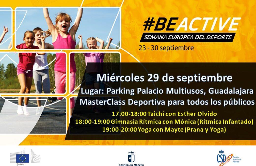 29 Sept – #BeActive Guadalajara